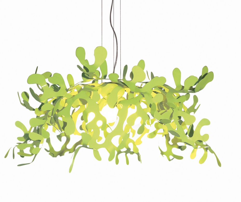 112 Glossy Black, 75cm,Lumen Center Italia,Pendant Lights,aquarium decor,botany,branch,flower,leaf,plant,plant stem