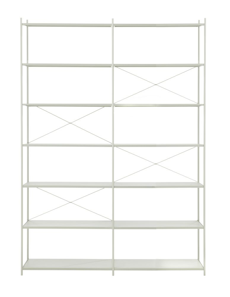 Grey,ferm LIVING,Bookcases & Shelves,furniture,line,shelving