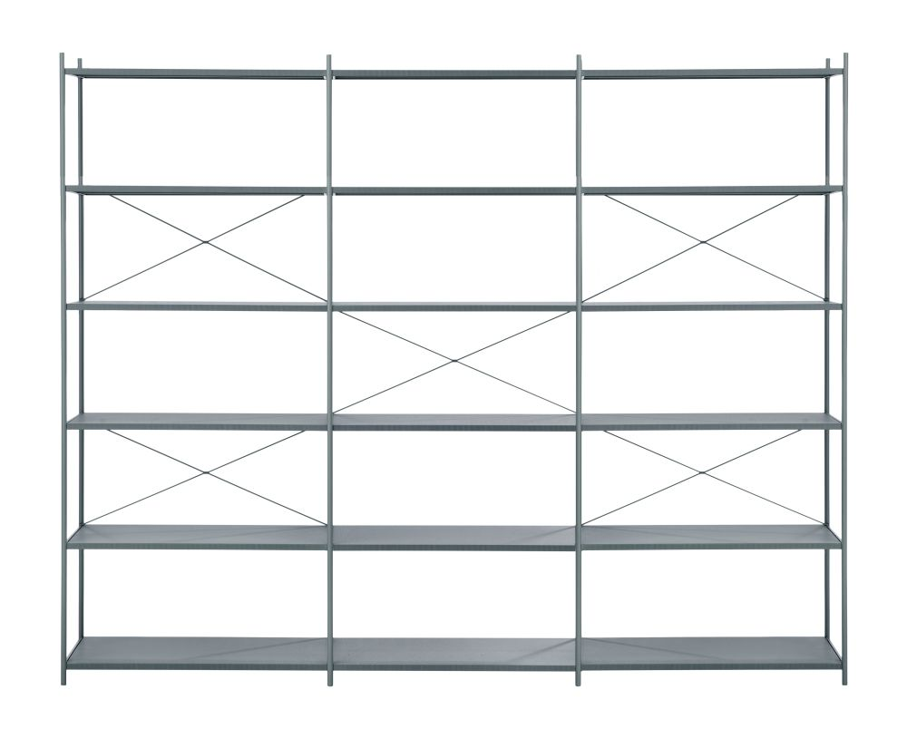 Grey,ferm LIVING,Bookcases & Shelves,line,rectangle,shelving