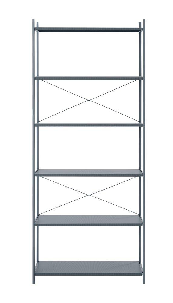 Dark Blue,ferm LIVING,Bookcases & Shelves,furniture,line,parallel,shelf,shelving