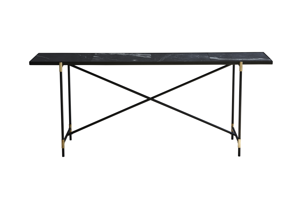 Black Marble,HANDVÄRK,Console Tables,desk,furniture,outdoor table,rectangle,sofa tables,table,writing desk
