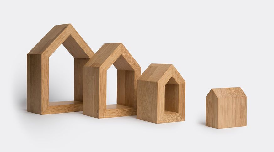 Four Houses by Mad Lab