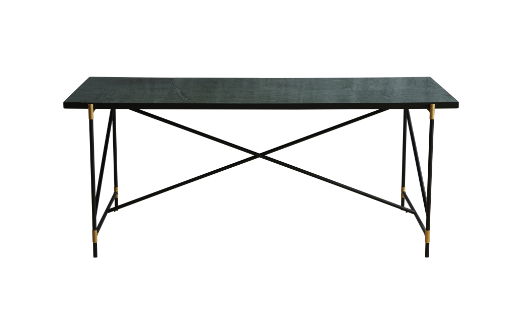 Black Marble, 185 cm,HANDVÄRK,Dining Tables,coffee table,desk,furniture,outdoor table,rectangle,sofa tables,table