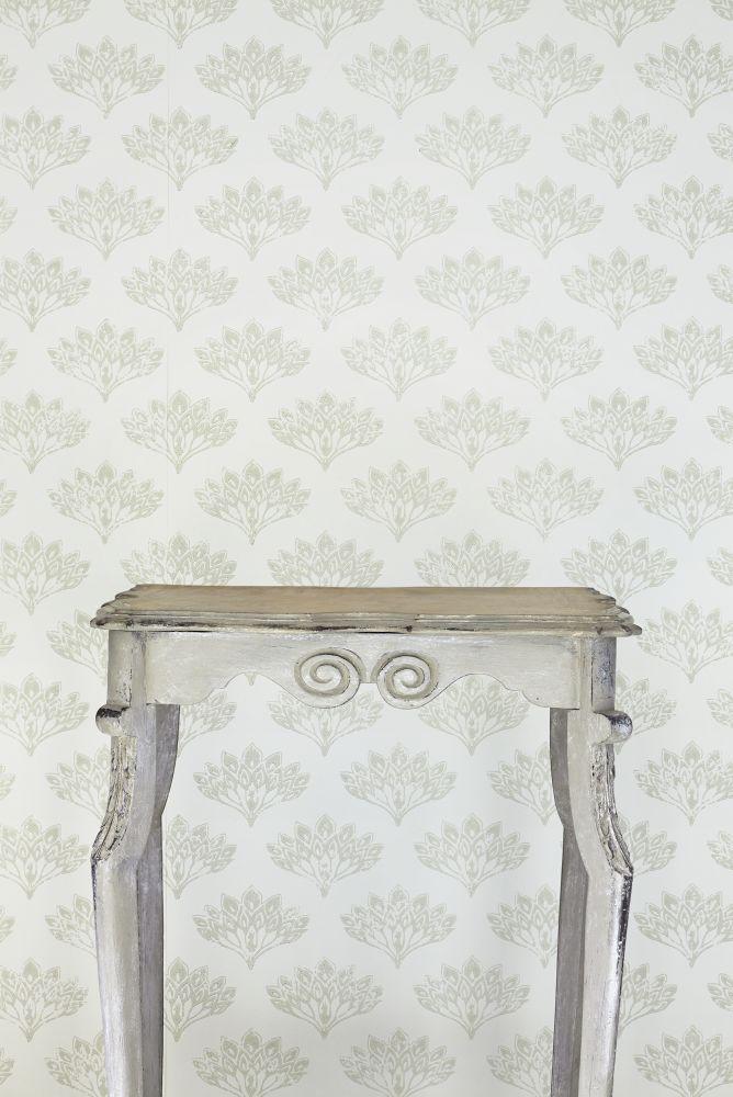 Peacock Wallpaper  by Barneby Gates