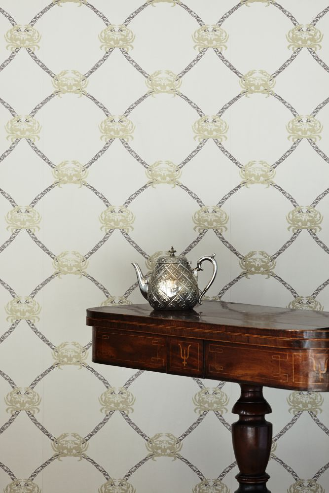 Crab Wallpaper  by Barneby Gates