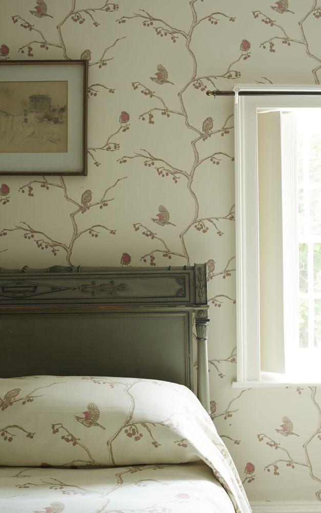 Jade,Barneby Gates,Fabrics,bedroom,furniture,interior design,room,wall,wallpaper