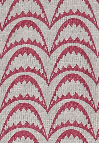 Raspberry,Barneby Gates,Fabrics,design,pattern,pink,red,textile
