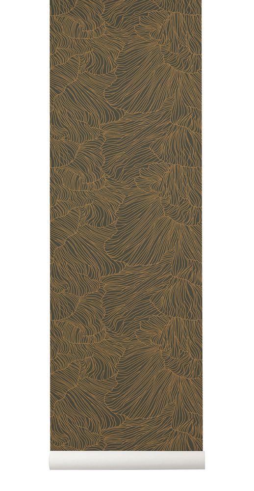 Dusty Rose/Beige,ferm LIVING,Wallpapers,beige,brown,rug