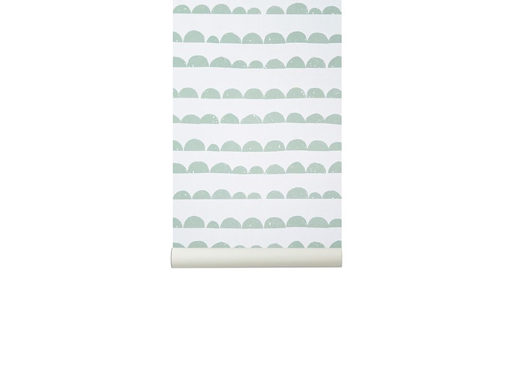 Black,ferm LIVING,Wallpapers,aqua,green,turquoise,white