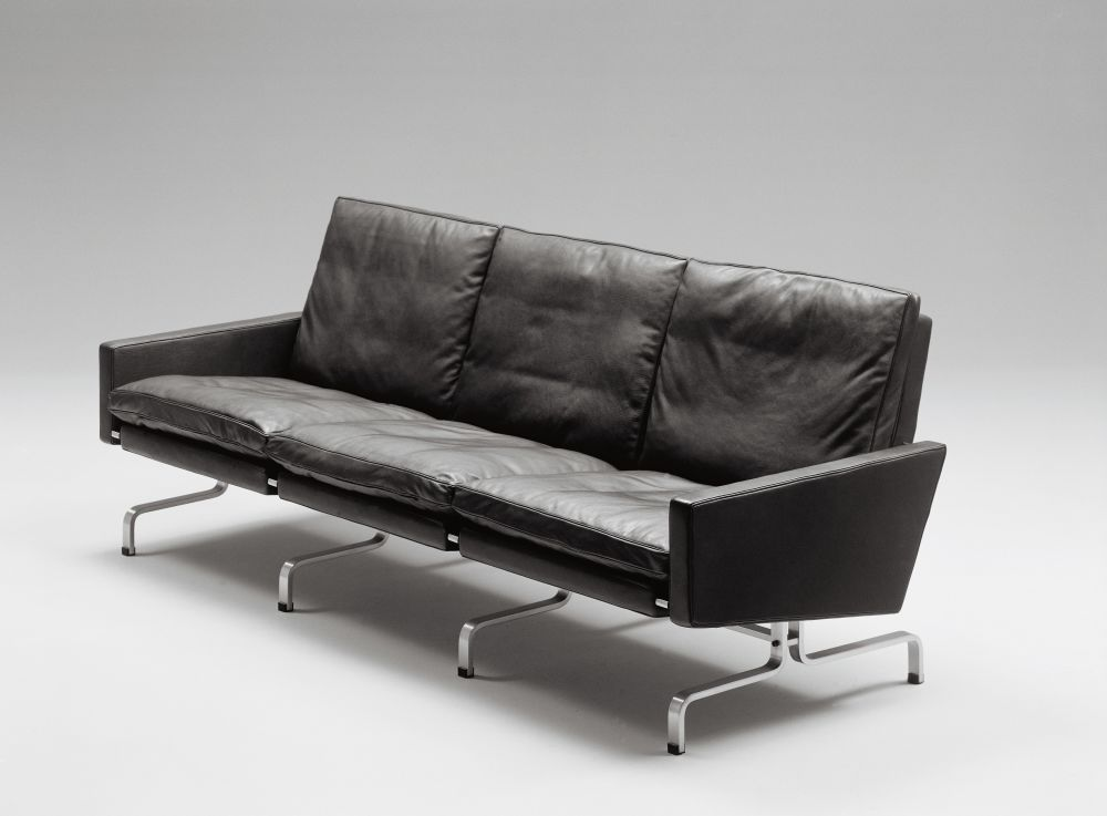 PK31™ 3-Seater Sofa by Fritz Hansen