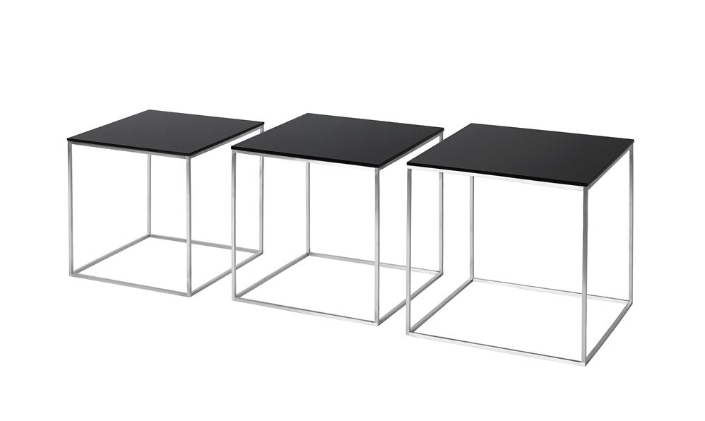 Acrylic White,Fritz Hansen,Coffee & Side Tables,end table,furniture,line,product,rectangle,shelf,table