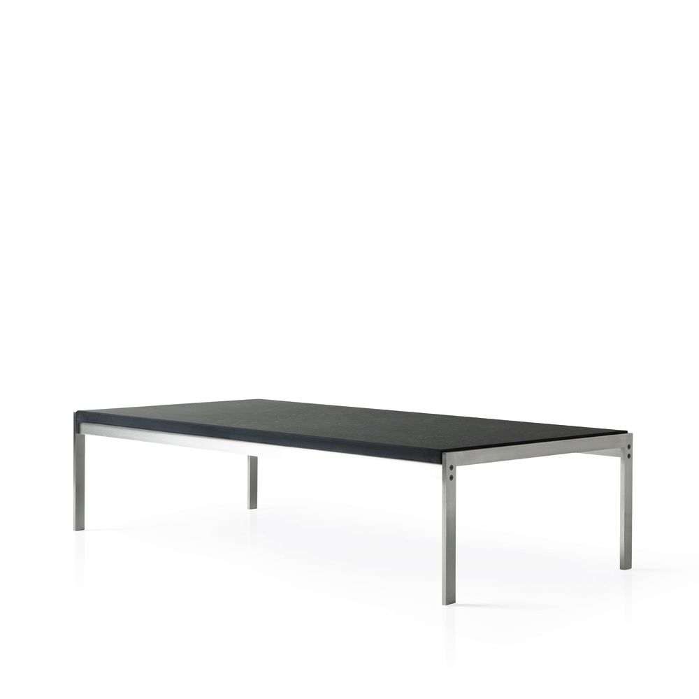 Slate, 30 x 180 x 60 cm,Fritz Hansen,Coffee & Side Tables,coffee table,furniture,outdoor table,rectangle,sofa tables,table