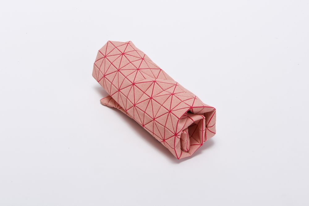 Pink&PInk,Mikabarr,Cushions,origami,pink
