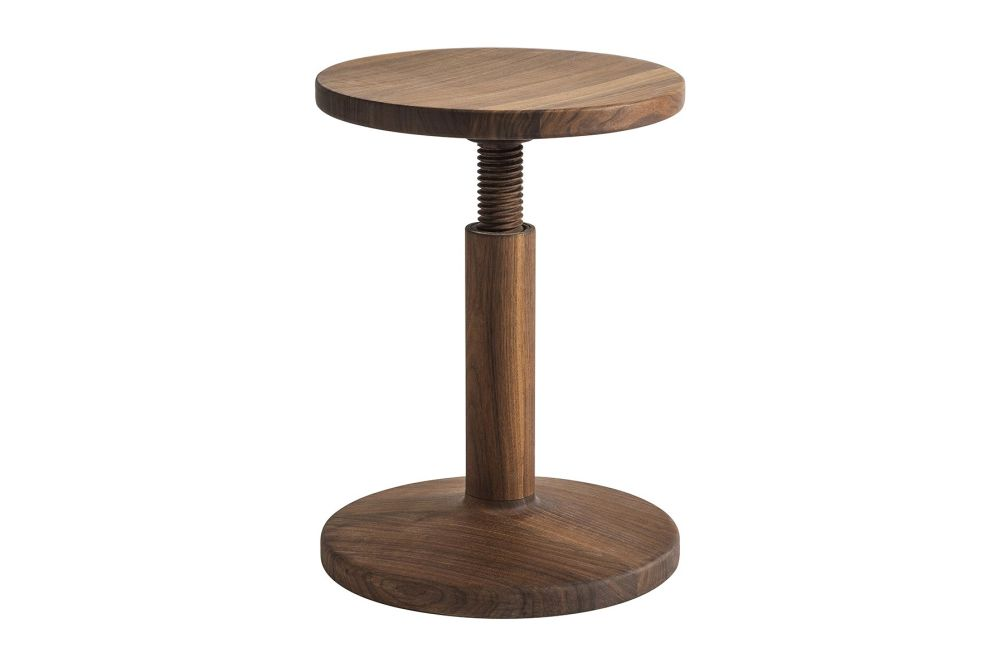 American Walnut,Hem,Stools,end table,furniture,stool,table