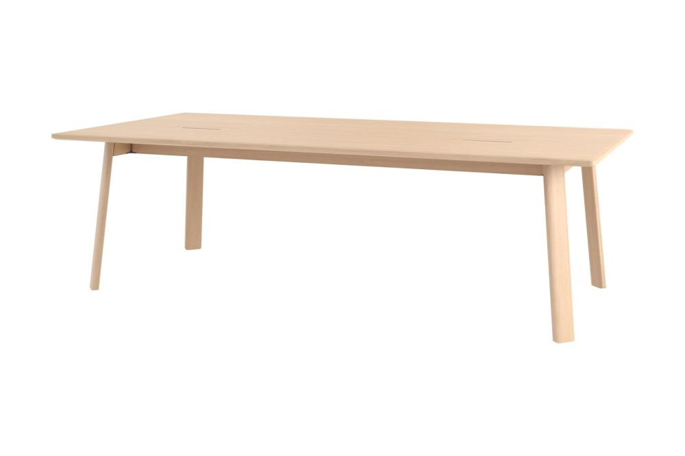 Alle Conference Table by Hem