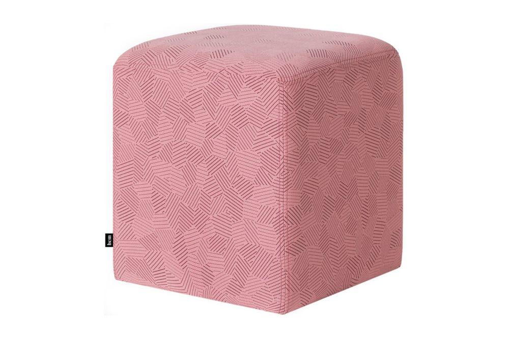 Bon Pouf Cube by Hem