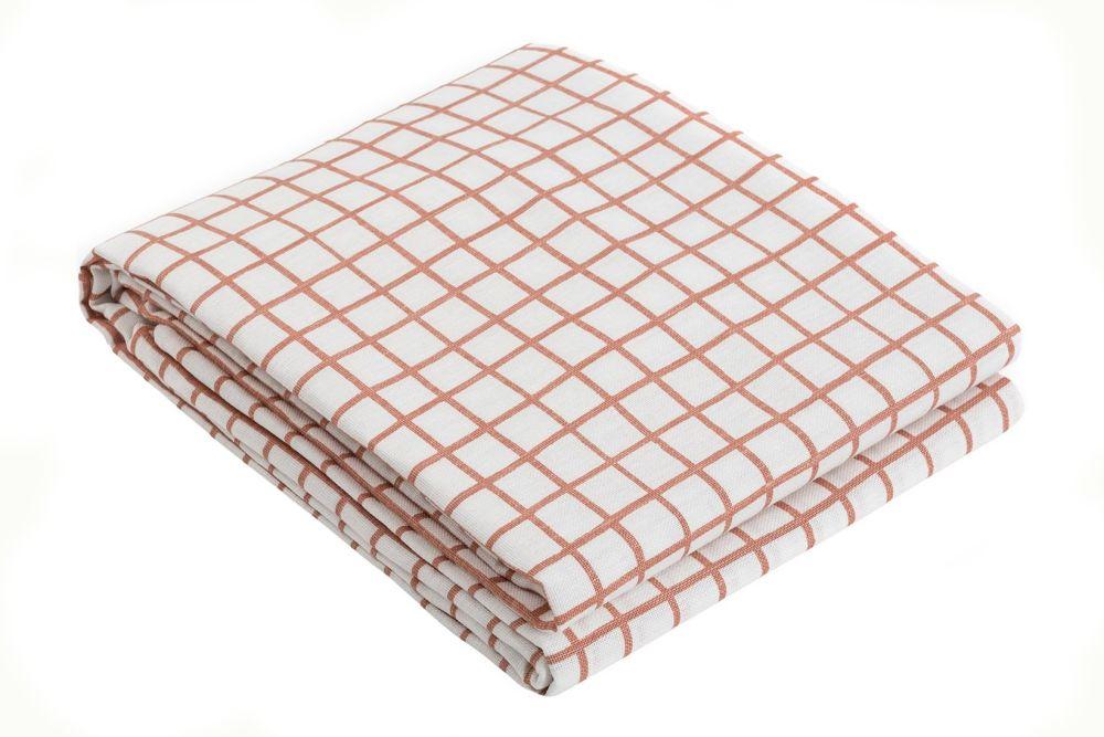 Grid Tablecloth by Hem