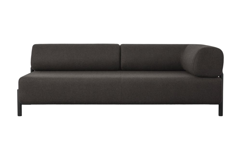 Palo 2-Seater Chaise Right by Hem