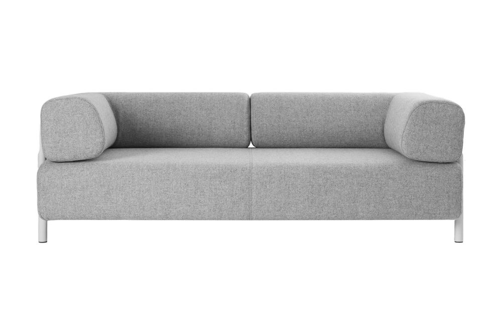 Palo 2-Seater Sofa with Armrest by Hem