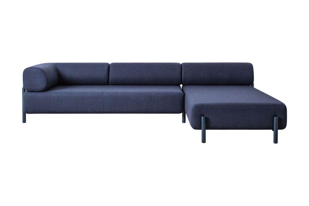 Palo Corner Sofa Right by Hem