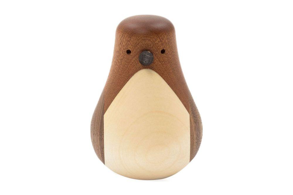 Turned Bird Penguin by Hem