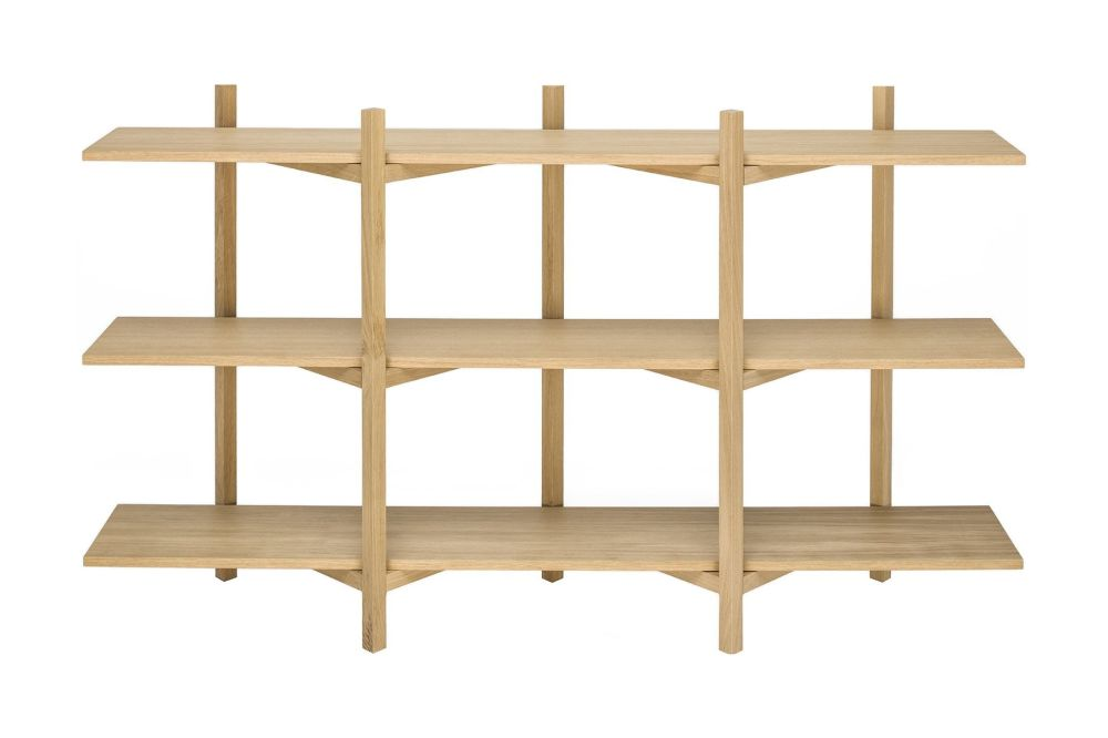 Zig Zag Shelf by Hem