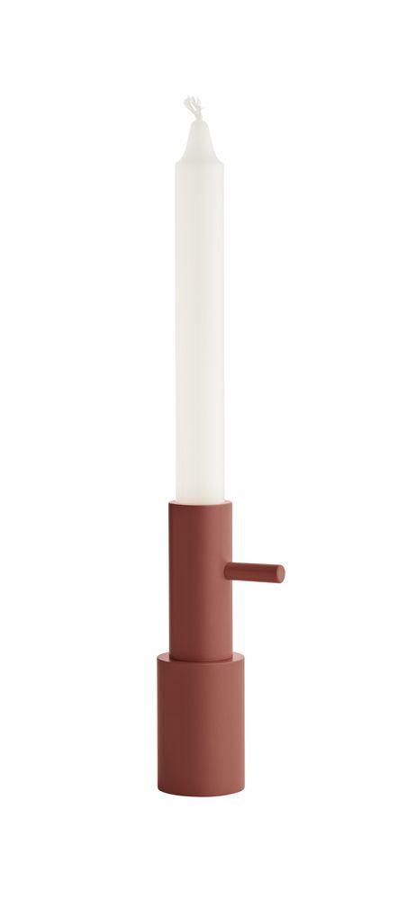Terracotta,Fritz Hansen,Candles & Lanterns,material property