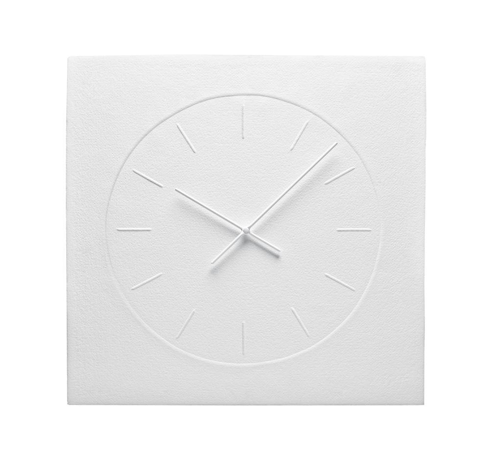 clock,wall clock,white
