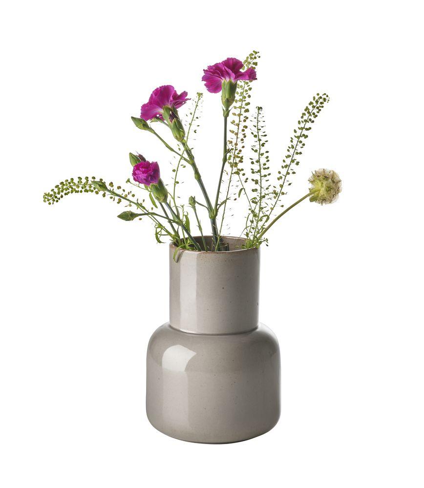 Cecilie Manz Vase - set of 4 by Fritz Hansen