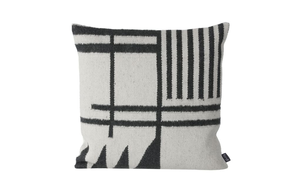 ferm LIVING,Cushions,beige,cushion,furniture,linens,pillow,textile,throw pillow