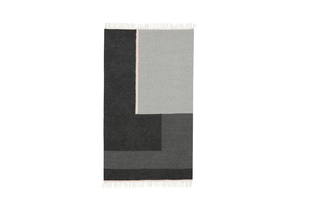 Kelim Rug, Squares, Small - Set of 2 by ferm LIVING