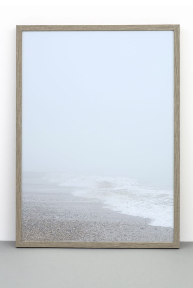 BEACH PRINT,One Must Dash,Prints & Artwork,picture frame,rectangle,white