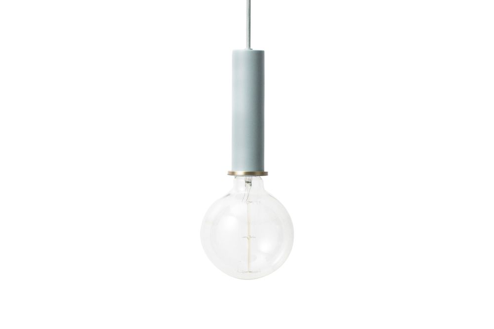 Socket Pendant Light - Set of 2 by ferm LIVING