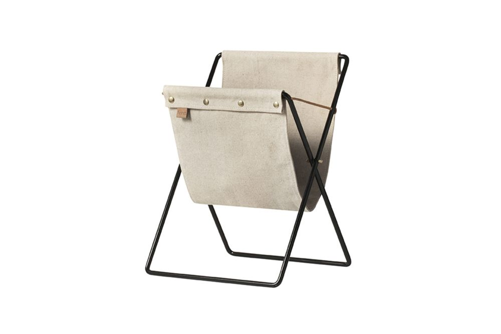 Herman Magazine Stand - Set of 2 by ferm LIVING