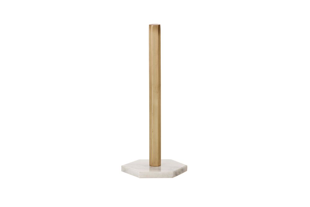 Hexagon Kitchen Towel Stand - Set of 4 by ferm LIVING