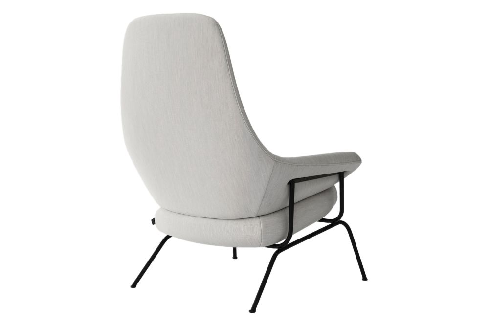 Melange Grey,Hem,Lounge Chairs,chair,furniture,line