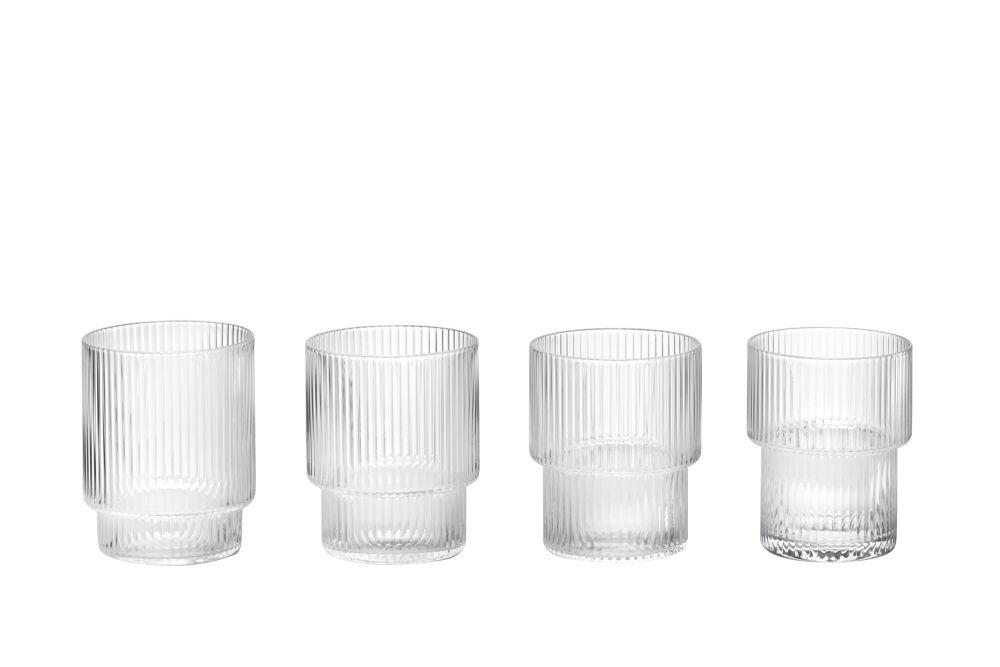 ferm LIVING,Glassware,drinkware,plastic