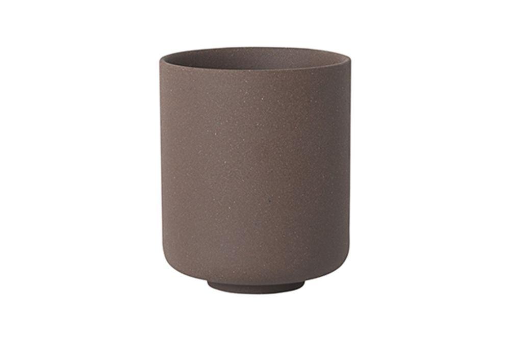 Rust, Large,ferm LIVING,Teapots & Cups,cylinder,flowerpot