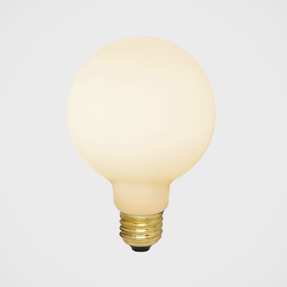 Porcelain II 6W LED lightbulb by Tala