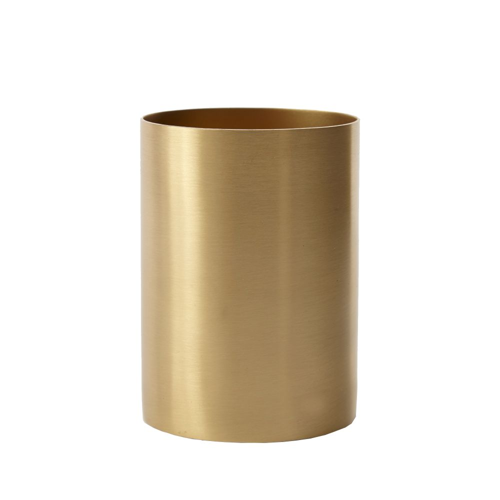 Brass Pencil Cup - Set of 8 by ferm LIVING