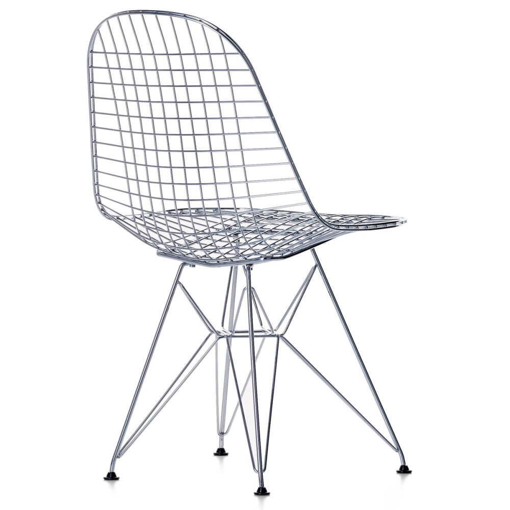 Minature DKR Wire Chair by Vitra