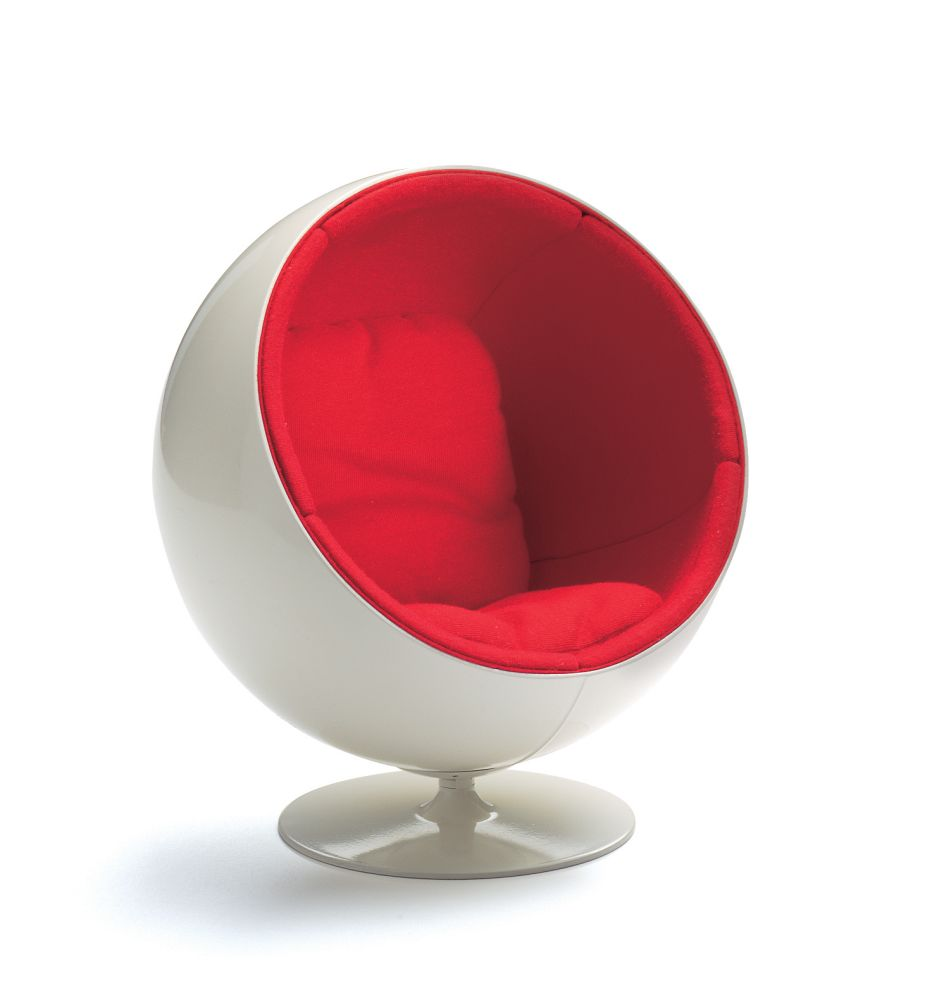 Miniature Ball Chair by Vitra