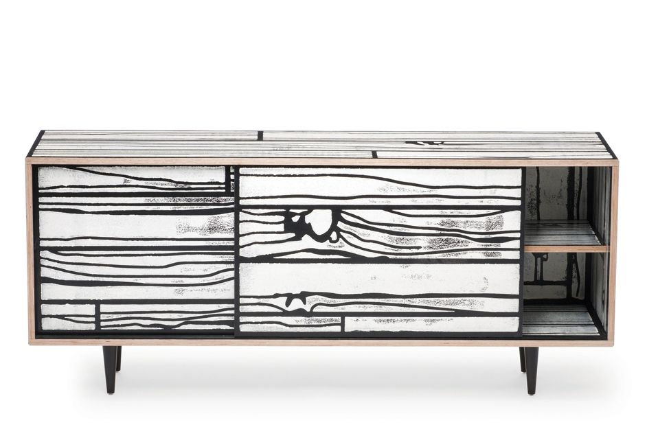 Wrongwoods Low Cabinet - L150 by Established & Sons