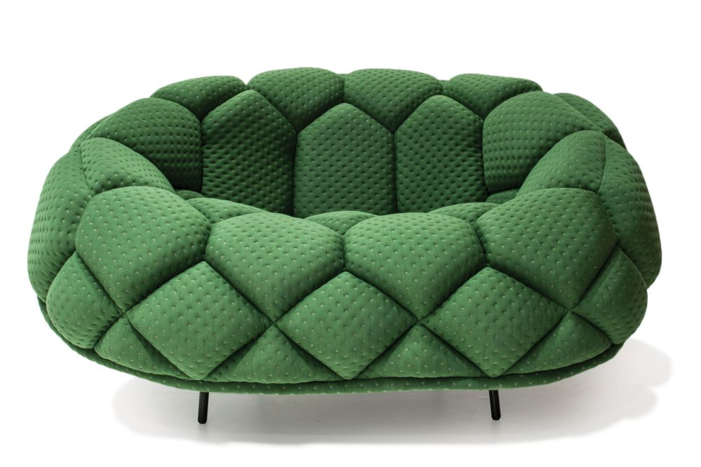 Uniform Cloud,Established & Sons,Armchairs,couch,furniture,green