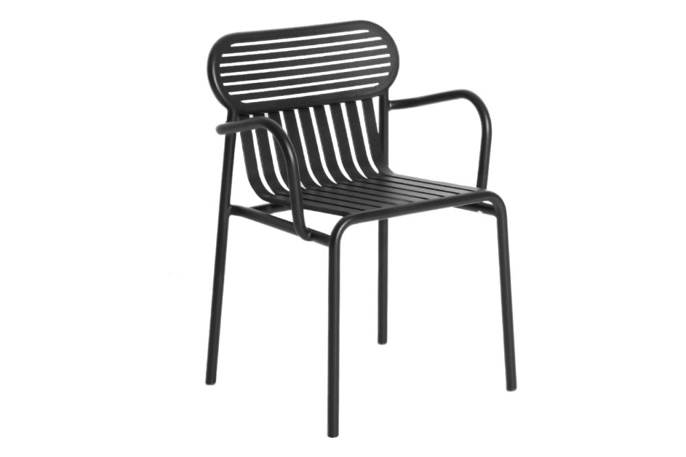 White, RAL 9016,Petite Friture,Armchairs,chair,furniture,line,outdoor furniture