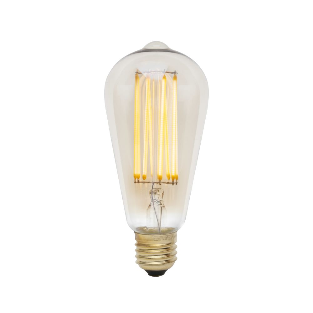 Squirrel Cage 3W LED lightbulb,Tala,Light Bulbs,compact fluorescent lamp,incandescent light bulb,lamp,light bulb,light fixture,lighting,yellow