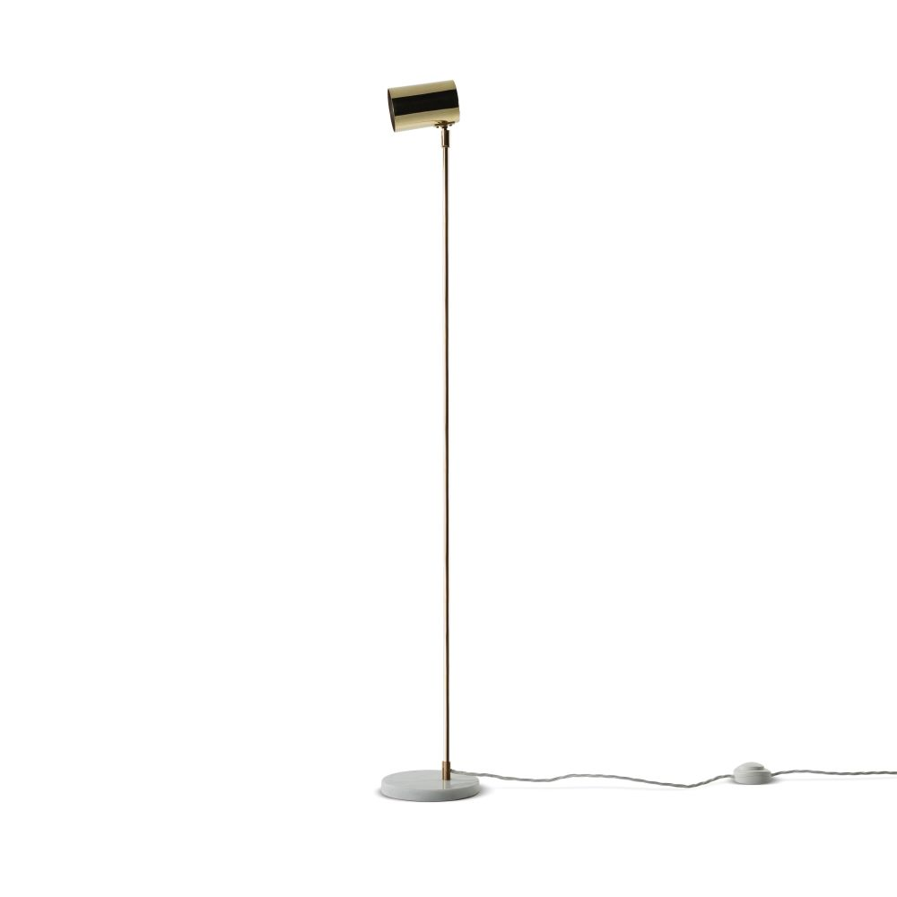 Pavilion Series Floor Lamp - Marquina,John Hollington Design,Floor Lamps,lamp,light fixture,lighting