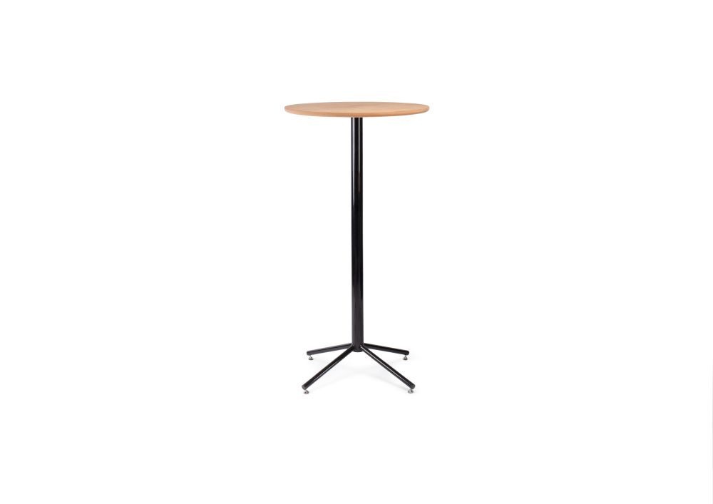 Jet Black - RAL 9005, Low,Deadgood,High Tables,furniture,outdoor table,stool,table