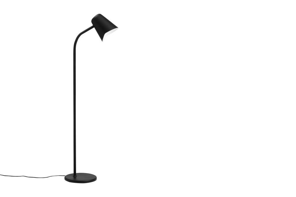 Black,Northern,Floor Lamps,lamp,light fixture,lighting,line,microphone,microphone stand,street light