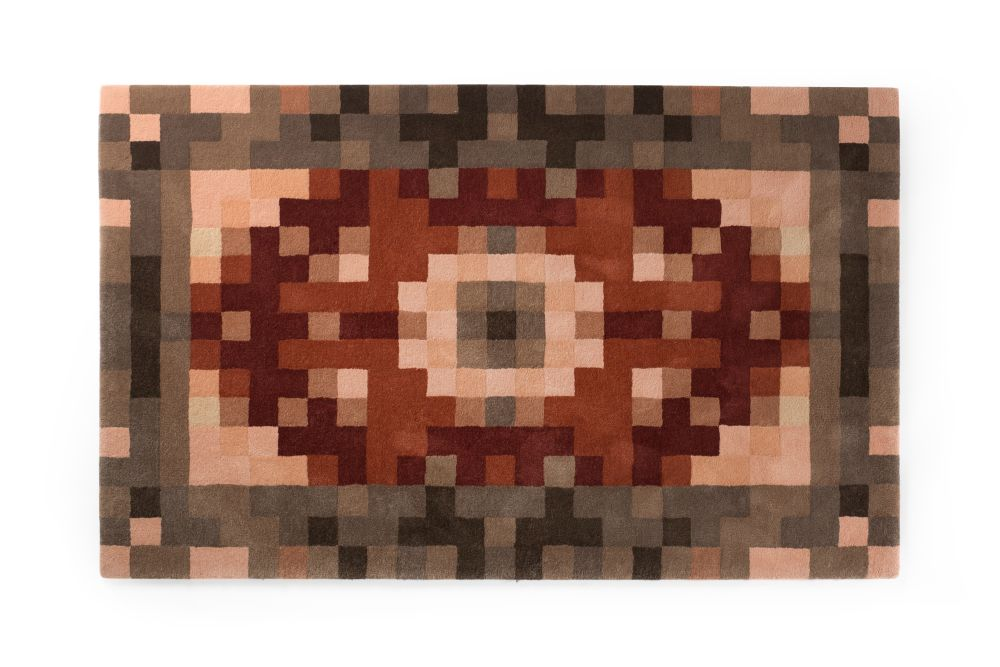 Pixel Rug by Deadgood